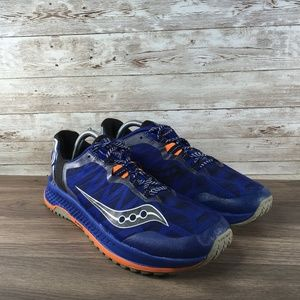 Saucony Koa Trail Running Shoes Size 9.5